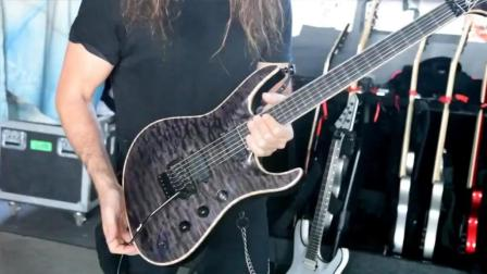 Jackson Live Exclusive_ Chris Broderick's Gear