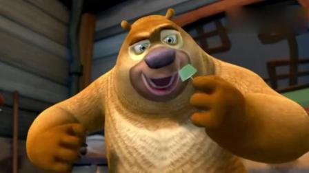熊出没: 光头强做冰棍和动物们交换干货, 最后电费都没挣出来