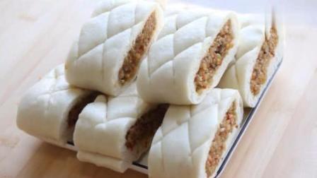 把面包店吃个遍也没见过这种面食吃法, 一炒一蒸, 简单美味, 好看又好吃
