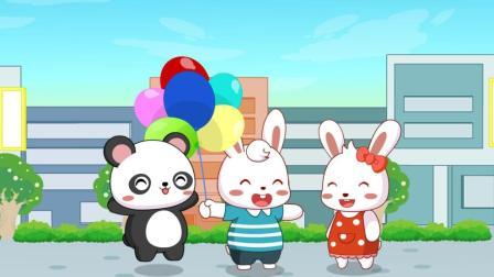兔小贝儿歌 我在台北的街头忘掉烦恼走一走(含)歌词