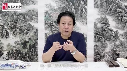 根据人物身份定造型大小, 人物在山水画中原来还能这样画…