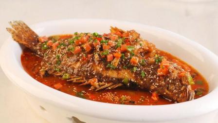 红烧臭鳜鱼家常做法, 老刘教你从腌到烧制全过程, 好吃的停不下来