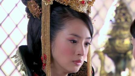 雪舞再穿嫁衣, 向小翠诉说遗言, 欲给四爷一个没有昏君的明天
