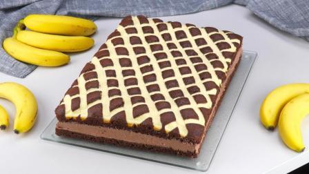 不一般的香蕉蛋糕, 外面买不到!