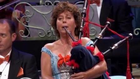 苏格兰风笛神奇的恩典