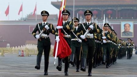 国旗护卫队撤编前的升旗仪式, 永恒的经典