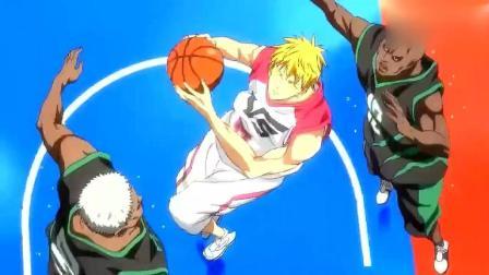 黑子的篮球: 黄濑进入zone后全场最强, 我就想问一句, 还有谁!
