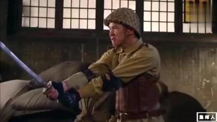 日本特种兵以为他很牛, 遇到中国八路军特战队, 结果被打惨了