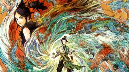 画江湖首部动画电影《风语咒》预告