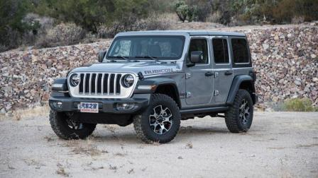 Jeep新牧马人预售46-54万 7月下旬上市