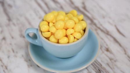宝宝溶豆和泡芙: 自制现烤婴幼儿小食