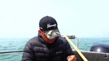三月渔山海礁包拿暴拉海鲈