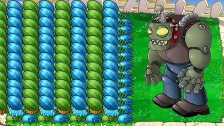 当戴夫在屋顶摆满绿西瓜和蓝西瓜, 博士刚露了一次头就没了