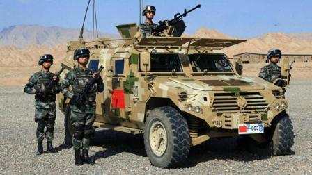 """解放军战车第一颜值, 刚亮相就被称为""""沙漠坦克"""""""