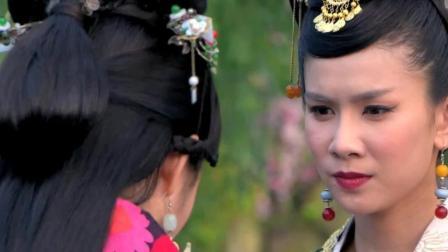 雪舞为保命, 向皇后诉说鸿鹄的故事, 以求皇后能保母子周全