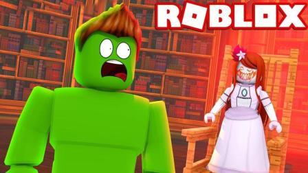 小戈评论Roblox吓人的电梯:小哥变成了僵尸?探索新的地图娃娃怪物!乐高游戏