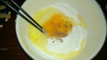 家常韭菜鸡蛋饼的做法, 非常美味的一道美食, 简单营养又可口的早餐