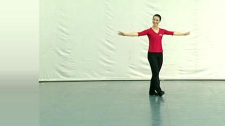 北京舞蹈学院中国舞考级全套教材第九级之21 朝鲜族舞