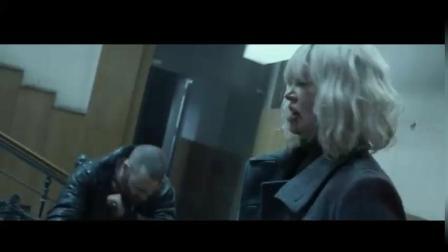 2017年最好看的好莱坞硬派长镜头动作片, 女金刚大破柏林墙