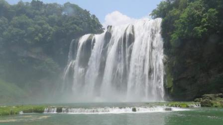 贵州黄果树大瀑布摄影:朱目目视频