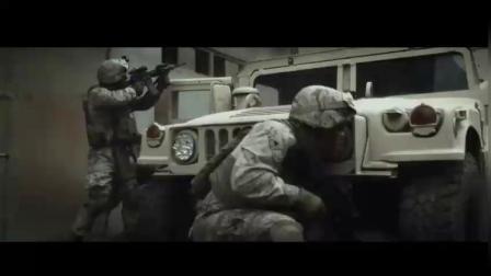 一部震撼人心的美国现代战争片, 这是我看过最好看的电影之一