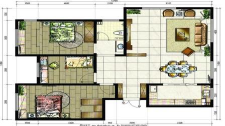 室内设计教程: 为什么好方案须从户型的缺点入手做布局? 原因在这里!