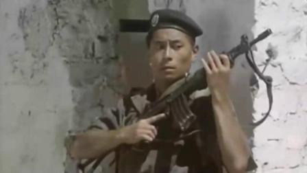 柯受良当年导演, 一部雇佣兵题材的电影, 战龙在野