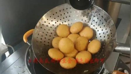 脆皮南瓜饼的制作方法