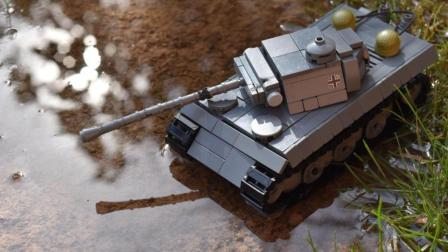 二战时, 德国的坦克炮塔地堡到底有多牛?