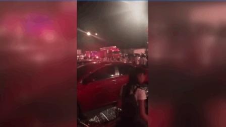 《陈情令》摄影棚发生火灾 现场一片混乱