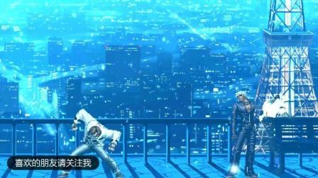拳皇MUGEN: K神VS草薙京 还以为是在和八神庵打呢