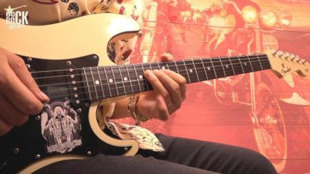 乔伊重金属主奏吉他练习曲#4