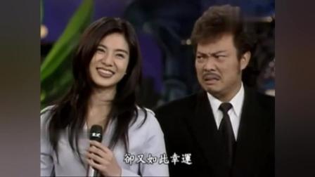 费玉清和杨采妮合唱情歌太肉麻, 张菲都看不下去了 !