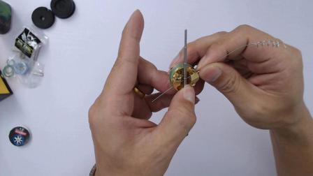 「蒸纪·评测」最近什么火之Asmodus colossal底注&C4雾化器