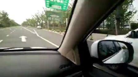 比亚迪唐变态加速! 百公里加速4.6秒, 改变你对国产车的认识