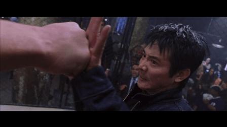 一部李连杰让你从头爽到位的凌厉动作片, 当年惊动了香港政府!