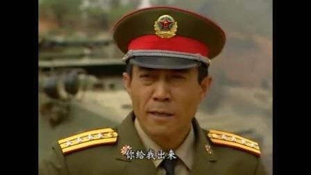 蓝方突然红方指挥部,红方师长还没弄明白就成俘虏了