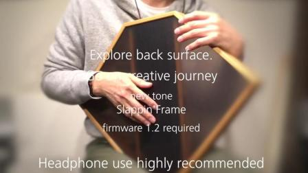 aFrame New Tone Slappin' Frame