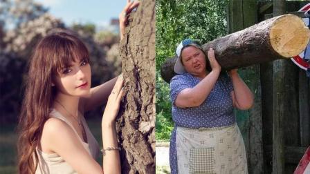明明俄罗斯女孩很漂亮, 为什么婚后却变大妈了? 看完有点惋惜