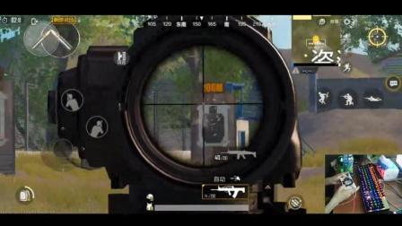 刺激战场: 新版本灵敏度设置+QBZ步枪对比评测!