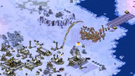 红色警戒2之共和国之辉80 中国VS美国 西伯利亚荒原