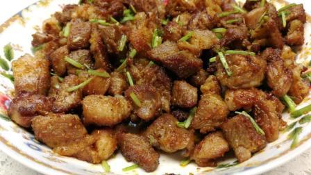 不用过油健康制作孜然羊肉, 比烤羊肉串更美味, 好吃到根本停不下来