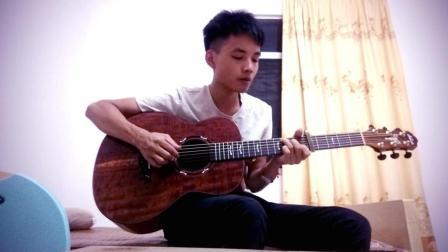 光良-《童话》吉他弹唱 余武洪