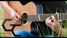 【指弹吉他】改编罪恶王冠《Inoris Song》|Eddie van der Meer