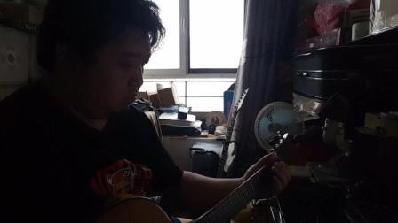 蔡丰弹唱《红颜》cover胡彦斌 邯郸福嘉琴行吉他社录制