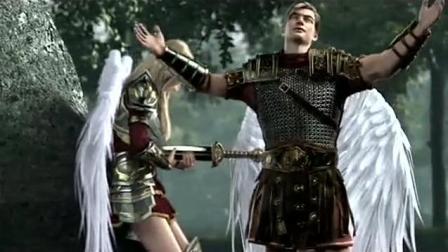 超神学院: 雄兵连邪神追杀美女天使, 刘闯一斧子8段教做人