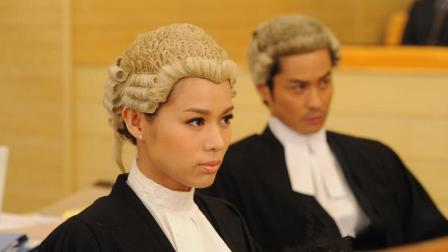 为什么TVB剧里的律师都戴假发?