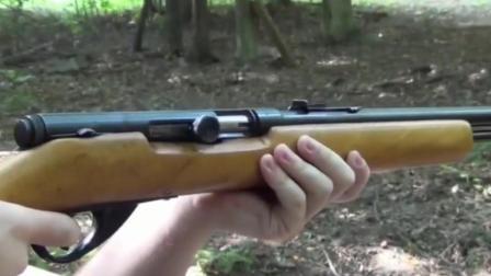 小口径半自动步枪, 可单 可连 还没有后坐力!