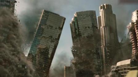 《2012》玛雅预言实现, 当毁灭性灾难来临时, 人类显得如此渺小