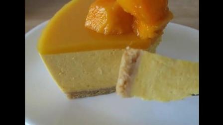 夏天的慕斯蛋糕, 不需要烤箱就能做, 小孩子超喜欢吃!